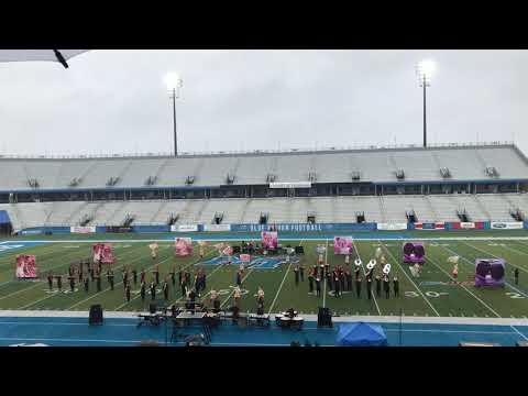"George Rogers Clark High School Marching Band 2018 ""Moments"""