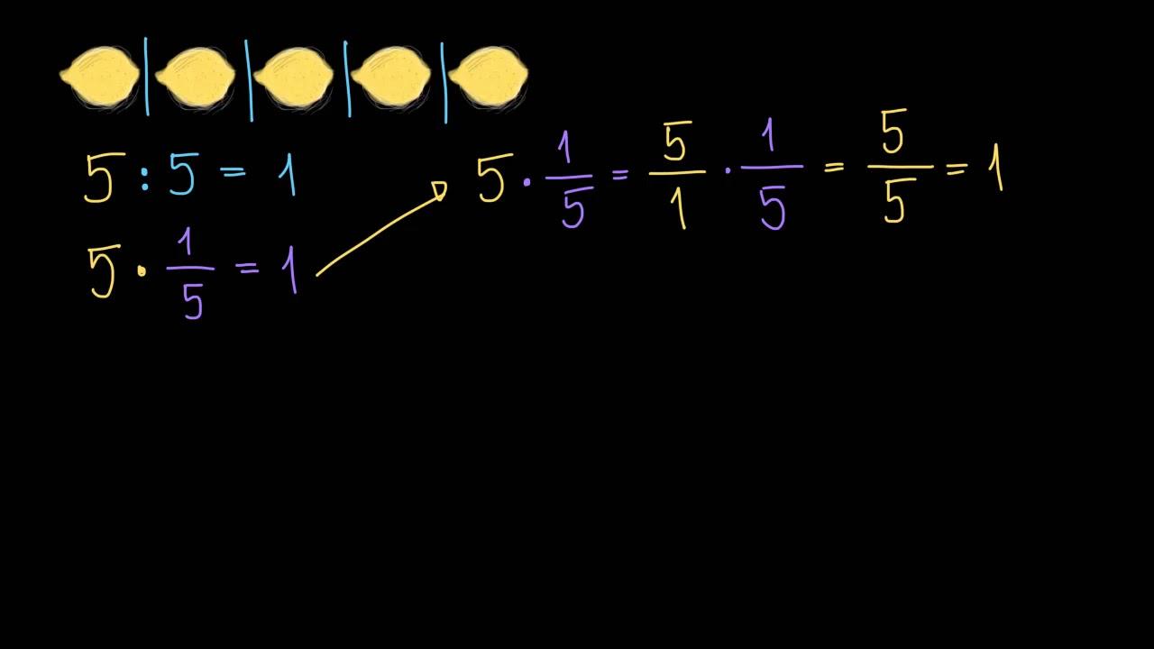 Existence převráceného čísla v násobení  b79c0561ff7