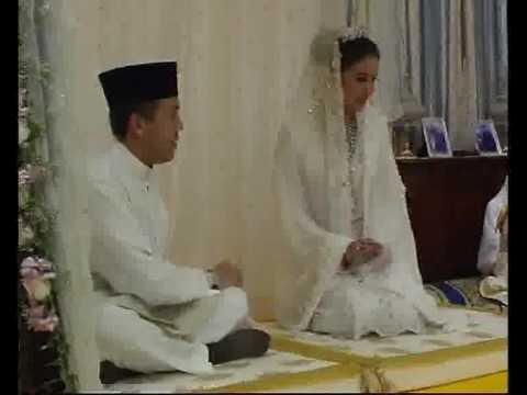 Ekslusif : Video Pernikahan Manohara - Ku TT