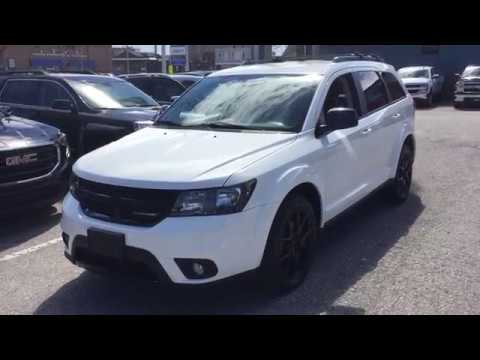 White 2017 Dodge Journey  Review Oshawa null - Mills Motors Buick GMC