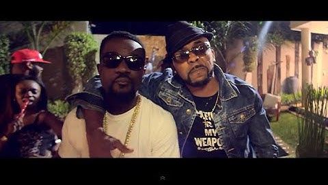 sarkodie  pon di ting ft banky w official video