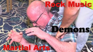 INSOMNIA & DEMONS from Martial Arts and Rock Music