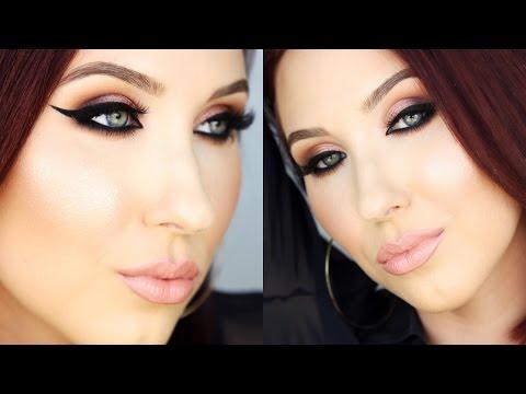 My Go To Fierce Makeup Look | Jaclyn Hill