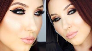 My Go To Fierce Makeup Look   Jaclyn Hill