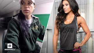 High School Janitor Becomes Fitness Model | IFBB Bikini Pro Katrina Freds