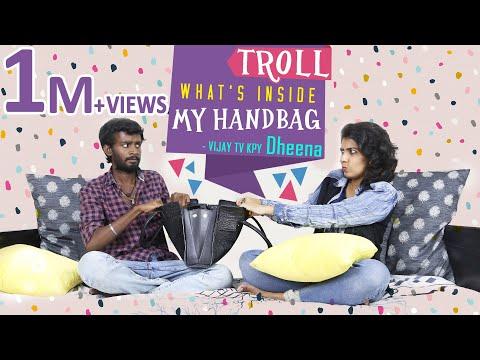 KPY Dheena - Vijay Tv gives voice for Bigg Boss 2 Tamil / Wh