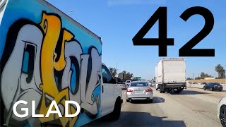 GLAD | Bad Drivers of Southern California 42 (Including Colorado & Tijuana)