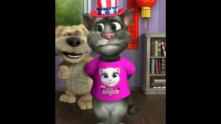 Прикол - смешной кот Том & Собака Бен - Мультик для детей|3
