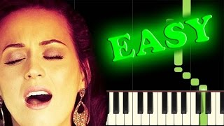 Download KATY PERRY - FIREWORK - Easy Piano Tutorial MP3 song and Music Video