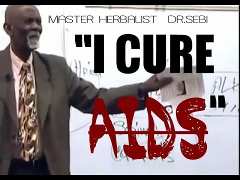 """I CURE AIDS"" - Master Herbalist Dr.Sebi"