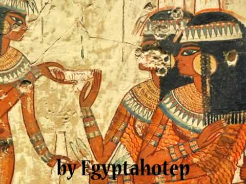 EGYPT 532 - TOMB PAINTINGS I - (by Egyptahotep)