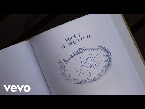 Calum Scott - You Are The Reason (Portuguese Lyric Video)