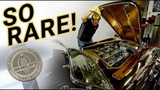 So RARE!!! Kirkham Shelby Cobra full detail with Jeff Jeppesen