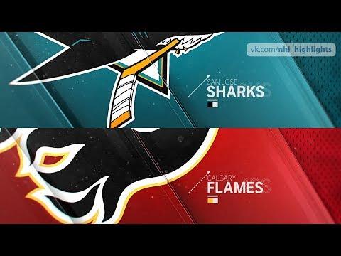 San Jose Sharks vs Calgary Flames Dec 31, 2018 HIGHLIGHTS HD