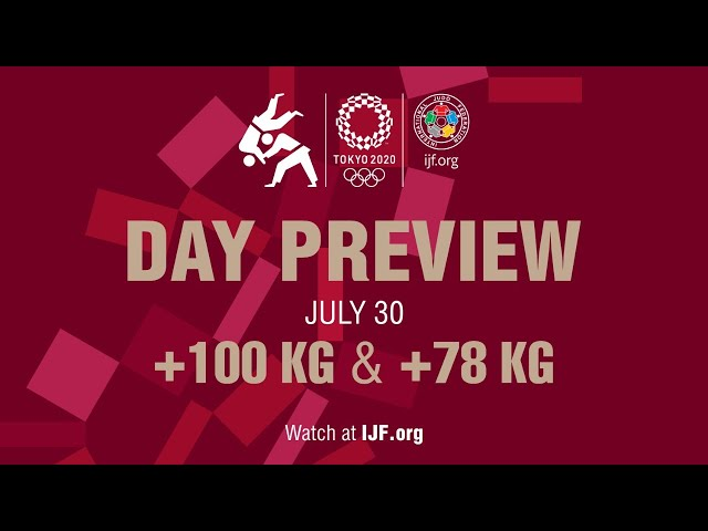 Day 7 Preview Judo - Olympic Games Tokyo 2020