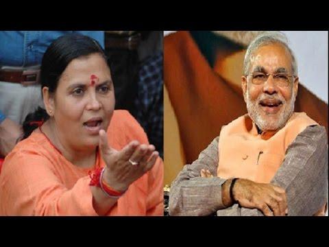 India Got Independence When Modi Became PM, Says Uma Bharti