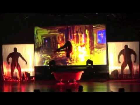 Jamie Raven's incredible magic moment   Semi-Final 3   Britain's Got Talent 2015 from YouTube · Duration:  3 minutes 50 seconds