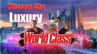 World Class, Moscow-City. Обзор. Другой мир - свои правила.