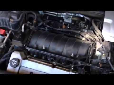 P0171 Amp P0174 2003 Cadillac Seville Youtube