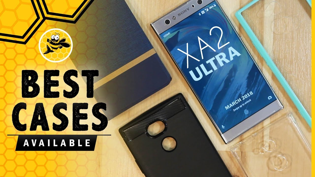 brand new d61f4 af864 Best Sony Xperia XA2 Ultra Cases Available Right Now on Amazon - YouTube