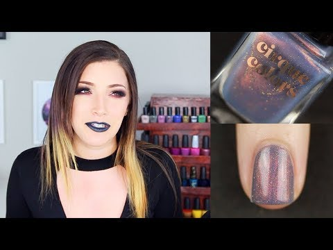 Nail Polish Swatch and Review: Cirque Maison Collection  || KELLI MARISSA
