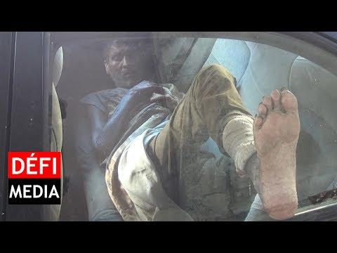 Un SDF de 49 ans en état d'abandon dans une voiture – Son état de santé s'aggrave