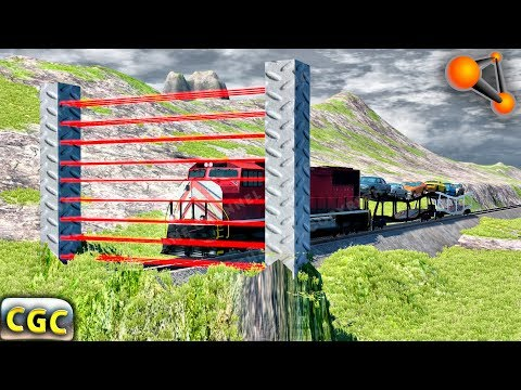 freight-train-driving-cars-through-laser-wall-into-fall-#2-beamng-drive