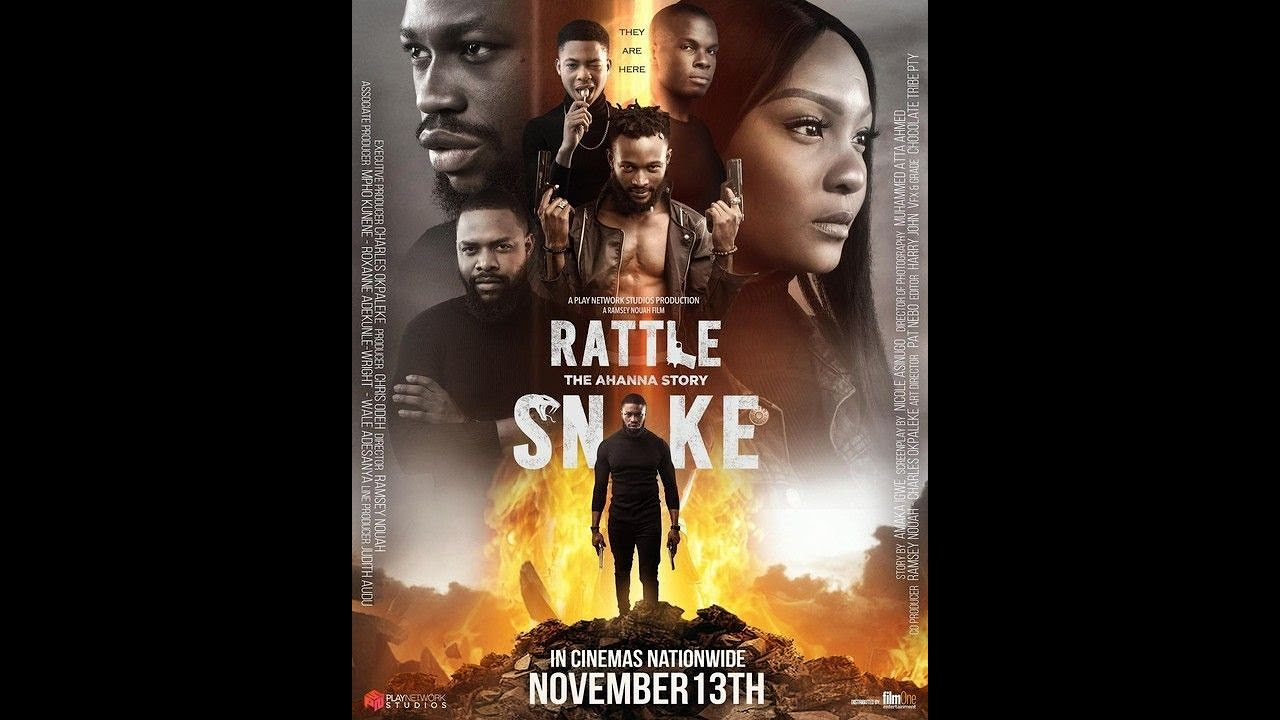 Download Rattlesnake: The Ahanna Story MOVIE REVIEW