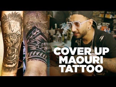 Cover up maouri tattoo | Kamz Inkzone baby | I M INKED 2018