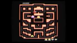 Atari 7800 Pac-Man Collection