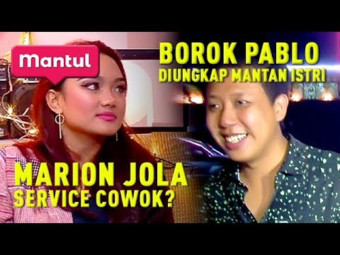 Mantul Infotainment Eps 23 | Marion Jola Service Cowok, Pablo Benua Selingkuhin Istri Pertama?