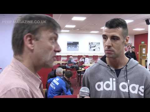 """TOM WHITFIELD : """"HE CAN TRAIN WITH MAYWEATHER - I STILL KNOW WHAT HE"""