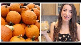 Healthy Pumpkin Pie Smoothie Recipe | Fall Recipes| Vegan
