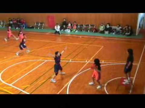20090322 ポートボール 新人戦決勝トーナメント Youtube