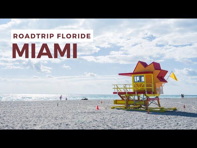 2 jours à MIAMI : les incontournables - Road trip Floride #5