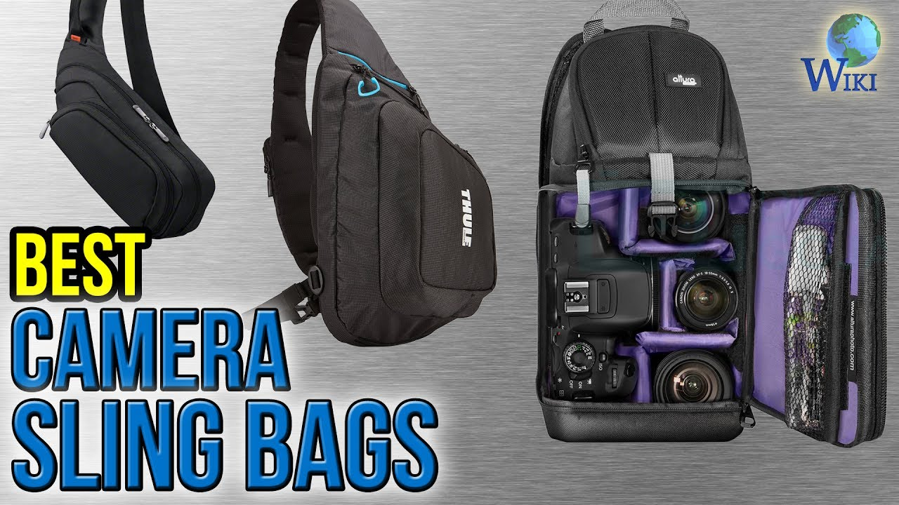 10 Best Camera Sling Bags 2017 Youtube
