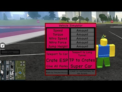 New Roblox Hackscript Vehicle Simulator - new roblox hackscript vehicle simulator money