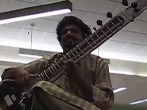 JAY KISHOR - Sitar - Raga Bhimpalasi (Part 1)