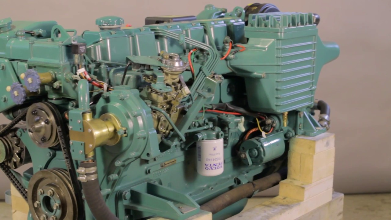 episode 4 aftercooler youtube rh youtube com Volvo Penta Wiring Harness Volvo Penta Engine Diagram