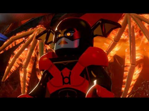 LEGO Batman 3: Beyond Gotham - Walkthrough Part 10 - All The Rage (Atrocitus!)