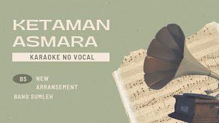 Ketaman Asmara - Karaoke Lirik    Didi Kempot