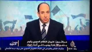 هذا ما قاله عبدالصمد ناصر بعد طرده لضيفه على الهواء