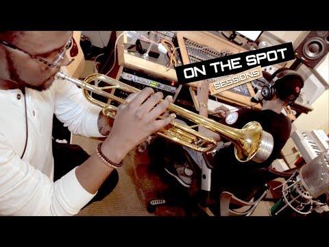 Live Jazz Musicians Make a Beat ON THE SPOT - DJ OOO Child ft Bobby Crillz x Ase Hih