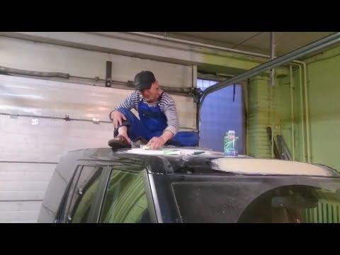Подборка приколов в автосервисе, жесть на сто.