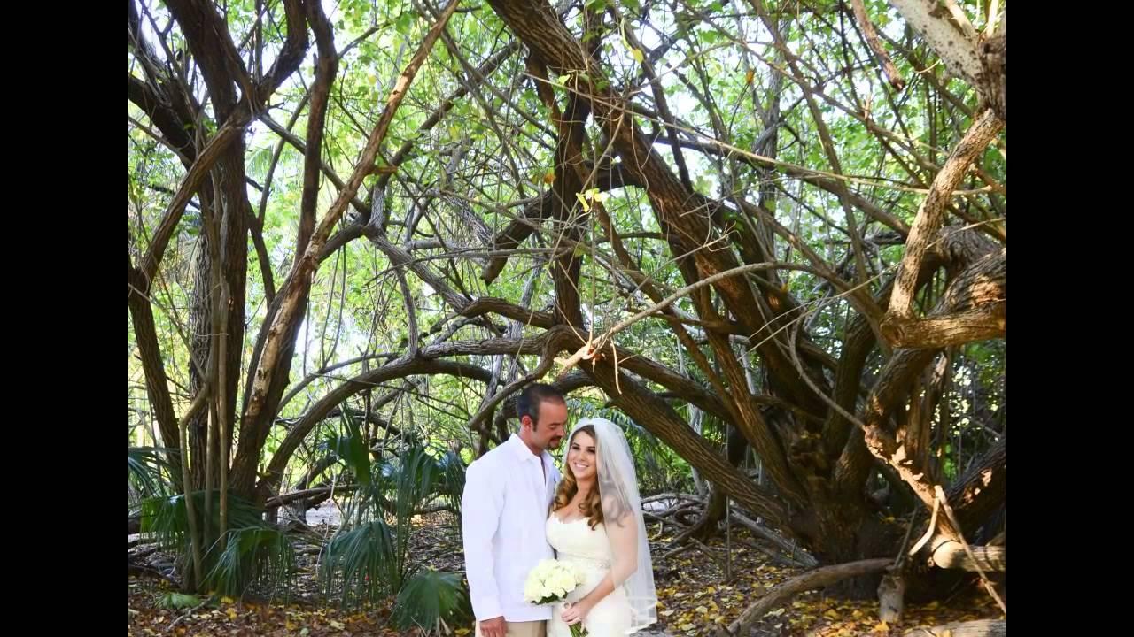 Caribbean Catering Beach Weddings: Florida Keys Wedding