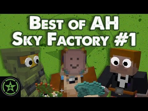 Best of Achievement Hunter - Sky Factory #1