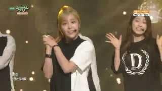 [20150515] THE ARK (디아크) _ The Light (빛) [KBS Music Bank] [Live] [HD]