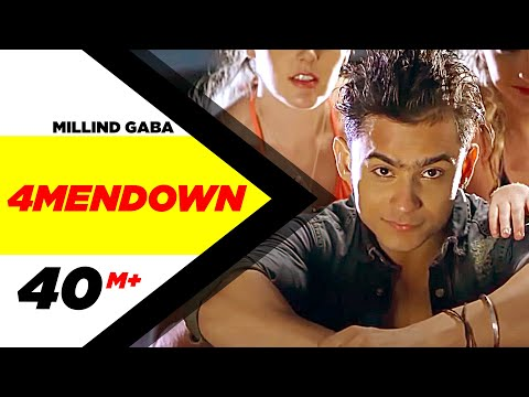 4MenDown Full Video - Millind Gaba   Latest Punjabi Songs   Speed Records