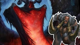 Hearthstone - Gormok and The Summoning Portals