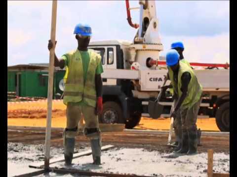 Un jour, un métier au Gabon : Conseiller HSE (Hygiène Sécurité Environnement)
